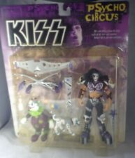 1998 McFarlane KISS Psycho Circus Paul Stanley and The Jester Action Figures