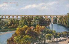 AK, Grafik, Görlitz - Neiße Viadukt, 1943; 5026-104