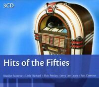 Various Artists - Hits of the Fifties (CD) (2008)