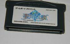 Sword of Mana (Nintendo Game Boy Advance) GBA Japan
