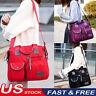 Women's Nylon Handbag Shoulder Bag Ladies Waterproof Crossbody Messenger Bags US