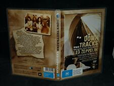 DOWN THE TRACKS THE MUSIC THAT INFLUENCED LED ZEPPELIN (DVD, M) (128518 K)