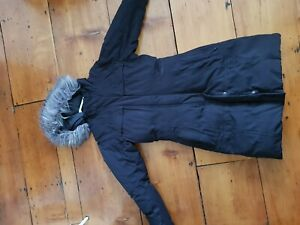 The North Face Hyvent  waterproof down Arctic Parka for Women, Size Small/10