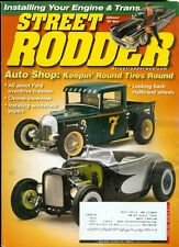 2010 Street Rodder Magazine: Keeping Tires Round/Ford Overdrive Trannies/Chrome