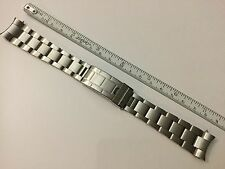 SOLID OYSTER BAND BRACELET FOR ROLEX SUBMARINER FAT SPRING BAR 20MM 93150 F/LOCK