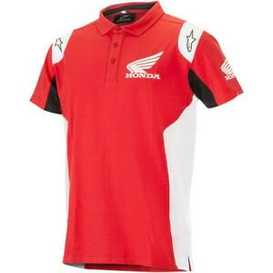 Alpinestars Honda Polo Shirt XL Red 1H184160030XL