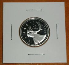 Canada 2003 Proof Quarter 25 Cents Sterling Silver Twenty-Five Cent Coin