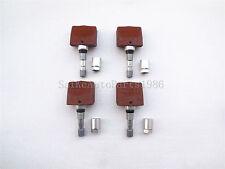 Set Of 4 NEW OEM 13348393 Tire Pressure Sensor For GM Opel VAUXHALL Saab Lotus