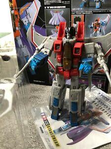 Transformers Masterpiece MP11 Starscream Action Figure 23CM Toy