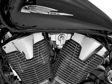 Kuryakyn Petcock Cover Chrome #7830 Honda VTX1300C/VTX1300S/VTX1300R/VTX1300T