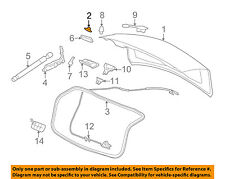 GM OEM-Exterior Moulding Clip-Plug 15259076