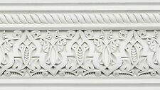 Moroccan Coving Handmade Ceiling & Wall Tile White Gypsum Plaster Cladding Panel