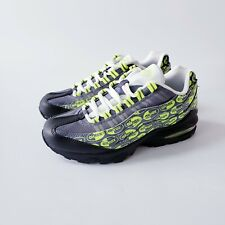NEW Nike Air Max 95 SE (GS) Size 7Y Athletic Sneakers Grey Volt Boys 922173 004