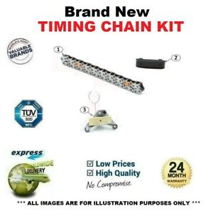 TIMING CHAIN KIT for PEUGEOT 407 SW 2.0 HDi 2010->on