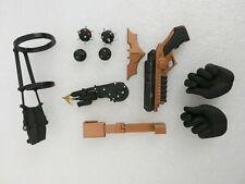 "Enterbay 1/4 18"" Batman Guns hands accessories Weapons Action Figure Dark Knight"