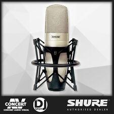 SHURE KSM32 SL - Embossed single-diaphragm microphone for Studio & live KSM-32