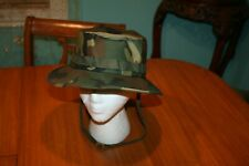 NEW US MILITARY ISSUE Type II JUNGLE CAMO SUN HOT WEATHER BOONIE HAT