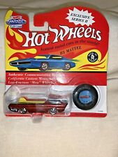 "Hot Wheels Vintage Collection Series 2  #10495 ""DEORA""  - Brown   (B)"