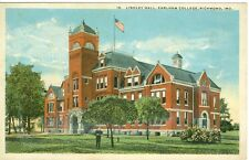 Richmond, IN Lindley Hall, Earlham College