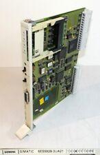 Siemens Simatic S5 CPU928A 6ES5 928-3UA21  6ES5928-3UA21 E-Stand: 4 -used-