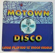 """Diana Ross - The Boss / Lovin', Livin' & Givin' 12"""" Single 1978 1st UK Motown EX"""