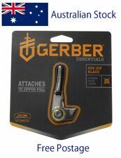 Gerber GDC ZIP BLADE, mini knife, steel 7Cr17, Frame Lock, EDC, Australian Stock