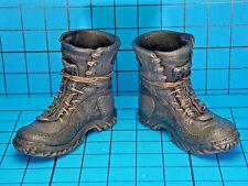 Hot Toys 1:6 MMS95 Terminator La Salvación John Connor figura-Zapatos Negros