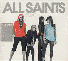 All Saints-studio 1 (CD/DVD 2006) NUOVO/SEALED!!!