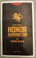 Livre Honor Harrington, tome 1 : Mission Basilic