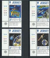 "Ile de Jersey N°533/36** (MNH) 1991 - l'Europe et l'Espace ""Europa"""