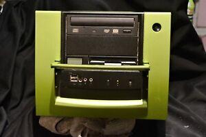 Custom Vintage RETRO Gaming LAN Party Alienware like Performance Cube Design