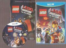 LEGO La Grande Aventure : Le Jeu Video !!! Un Jeu Superbe sur Wiiu