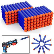 "100pcs 2.63/"" Nerf Bullet Darts Replacement N-STRIKE Toy Guns YELLOW USA SHIPPER"