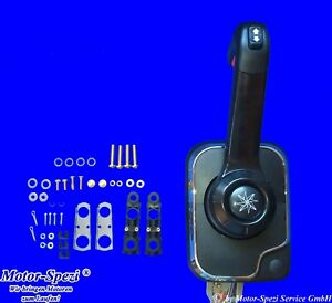 Einhebelschaltung mit Trimm für  Volvo Penta, Fernschaltung, ersetzt 3856901