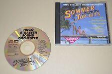 Hugo Strasser Sound Orchester - Sommer Top Hits / EMI 1987 / West Germany / Rar