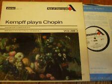 SDD 177 Kempff plays Chopin Vol. 2