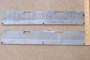1965 1966 1967 1968 Ford Mercury rear door open wiring scuff sill plate shield