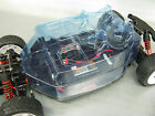 HPI WR8 LEXAN 4 SEAT INTERIOR TOP COVER OVERTRAY by TBG for sedan CLEAR body