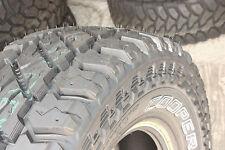 4 LT 265 70 17 Cooper Discoverer ST Maxx All Terrain Tires FREE SHIP Blemish