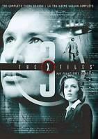 The X-Files - The Complete Third Season (DVD, 2009, 7-Disc Set, Thinpak) B.NEW