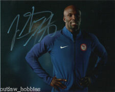 Lashawn Merritt Autographed Signed 8x10 Photo COA