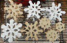 Snowflake Cookie Cutters, Christmas Cookies, Gift Ideas, Festive Baking, Party