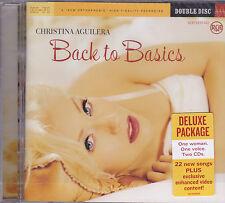 Christina Aguilera-Back To Basics 2 cd album sealed