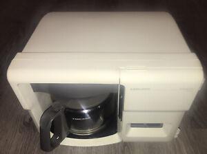 Black & Decker Spacemaker Under Cabinet Coffee Maker ODC300 White Digital RV