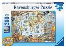 Ravensburger Pirate Map XXL 200pc Jigsaw Puzzle