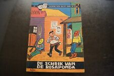 Strip-  Dees Dubbel & Cesar - De schrik van de Rosaponda