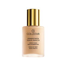 COLLISTAR MAKE-UP FONDOTINTA TENUTA PERFETTA OIL FREE SPF10 7 CARAMELLO