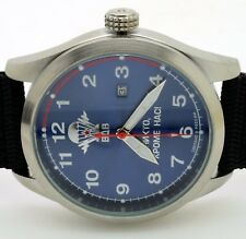 RUSSIAN SLAVA SPECNAZ ATTACK  2861319 PARATROOPER MILITARY MEN'S WRIST WATCH!!!