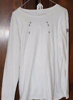 XL Resident Evil: Afterlife Survivor's Uniform Shirt Prop Set Milla Jovovich A29