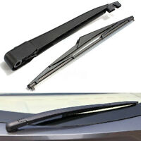 Rear Windscreen Wiper Arm Blade For 02-08 Ford Fiesta Mk6 Mk7 Tailgate Hatchback